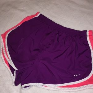women's nike dri-fit tempo shorts
